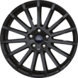 "Alloy Wheel 18"" 15-spoke RS design, Black"