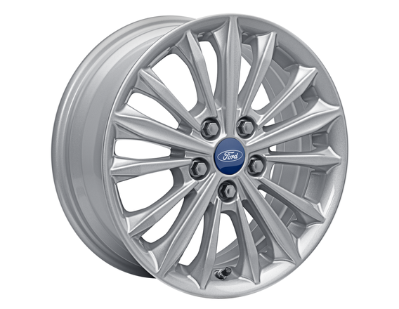 "Alloy Wheel 16"" 15-spoke design, Sparkle Silver"