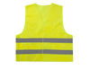 Life Safety Products* Chaleco de emergencia en color amarillo.